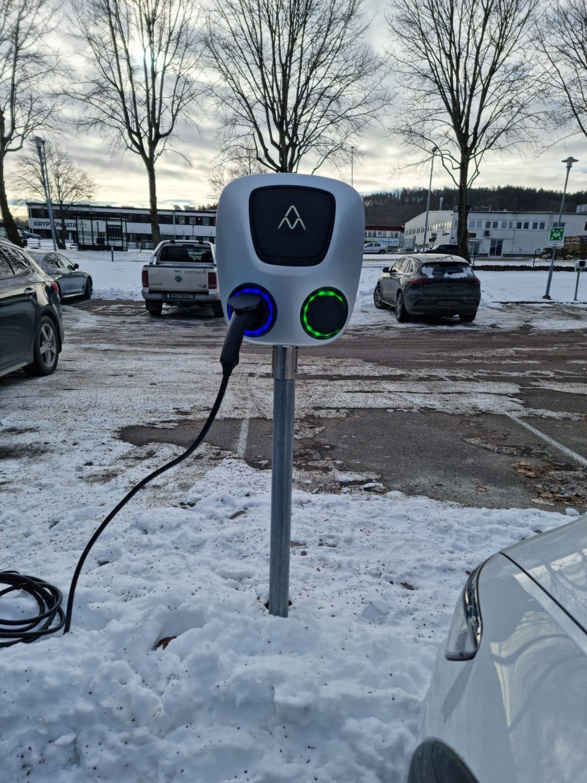 Charge Amps Aura (Mölndal Göteborg)